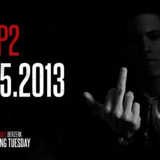 Eminem MMLP2 Promo Graphic