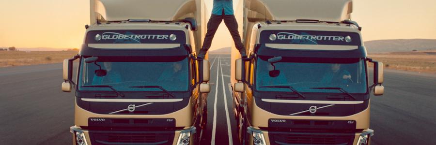 INDUSTRY: Jean-Claude Van Damme Volvo Commercial