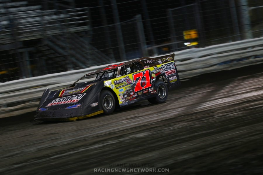 Knoxville Late Model Nationals Don O'Neal Photos ( Shane Walters Photography )