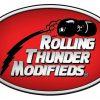 Rolling Thunder Modifieds Logo ( Asphalt Modified )