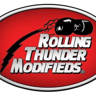 Rolling Thunder Modifieds Logo ( Asphalt Modified )