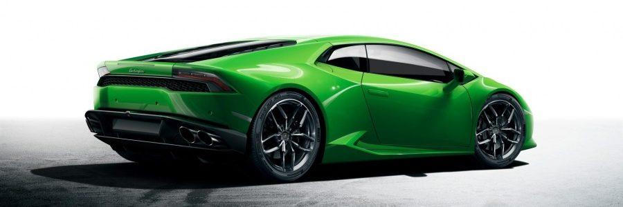 CARS: New Lamborghini Huracan