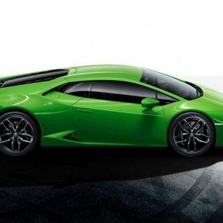 2015 Lamborghini Huracan Green ( CARS )