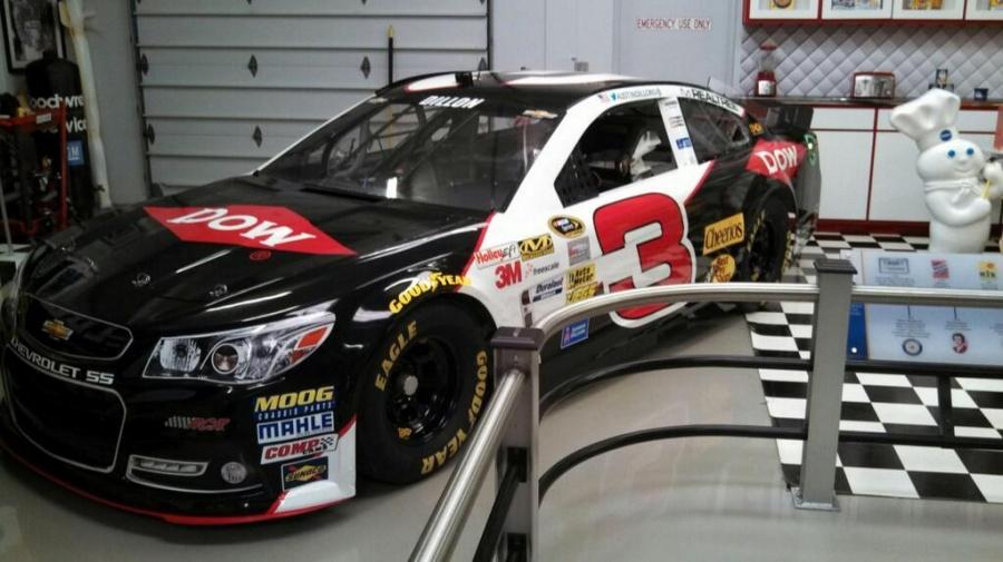 Austin Dillon 2014 Car Dale Earnhardt ( NASCAR Cup )