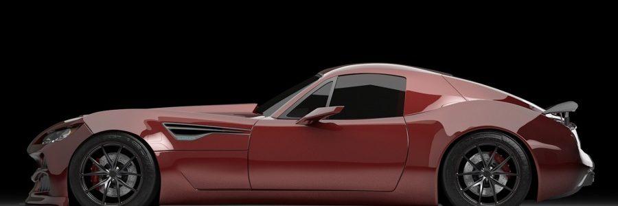 CARS: BXR Bailey Blade XTR Supercar