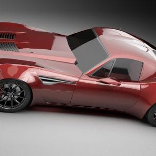 BXR Bailey Blade XTR Supercar ( CARS )