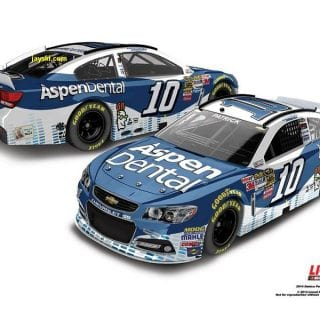 Danica Patrick 2014 Car - Aspen Dental ( NASCAR CUP SERIES )