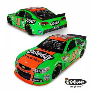 Danica Patrick 2014 Car - GoDaddy ( NASCAR CUP SERIES )