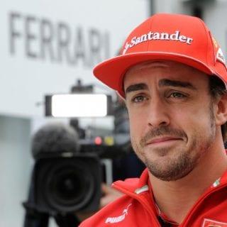 Fernando Alonso - Ferrari ( F1 )
