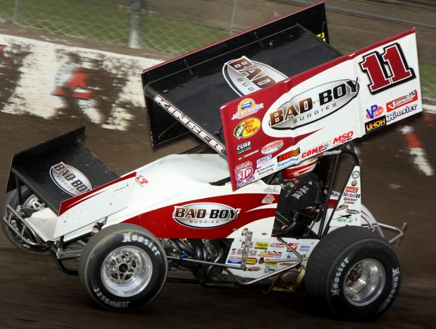 dirt sprint car steve kinser announces retirement racing news