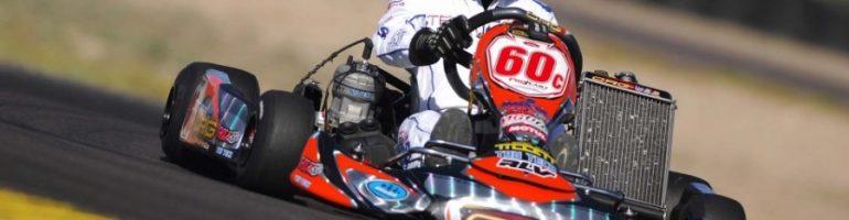 KARTING: Jake Craig Racing New Website
