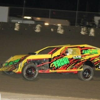 2013 Rage Chassis Bryan Burnes