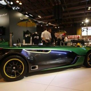 Autosport International Show Photos ( AeroSeven Concept Caterham Cars )