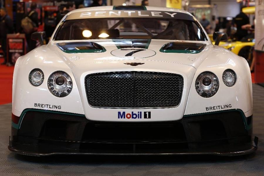 Autosport International Show Photos ( Bentley GT3 )