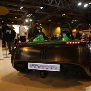 Autosport International Show Photos ( Caterham Cars )