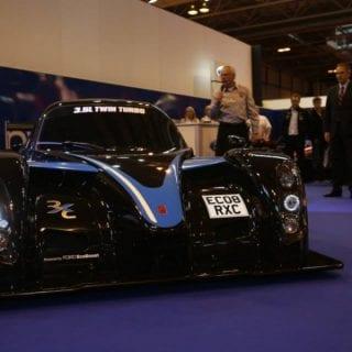 Autosport International Show Photos ( EcoBoost Radical RXC Turbo )