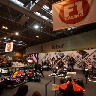 Autosport International Show Photos ( F1 Grid )