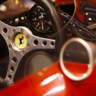 Autosport International Show Photos ( Ferrari )