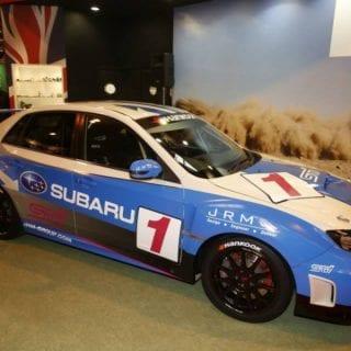 Autosport International Show Photos ( JRM Subaru )