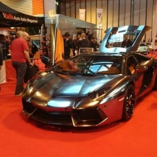 Autosport International Show Photos ( Lambo - Katie Weeks Photo )