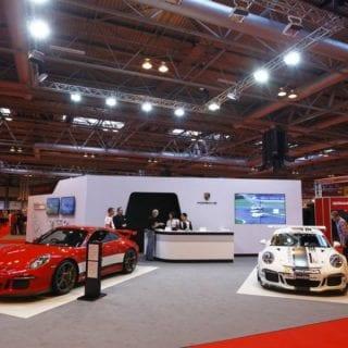 Autosport International Show Photos ( Porsche 911 GT3 Cup )