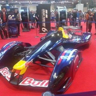 Autosport International Show Photos ( Red Bull - Tom Brown Photo )