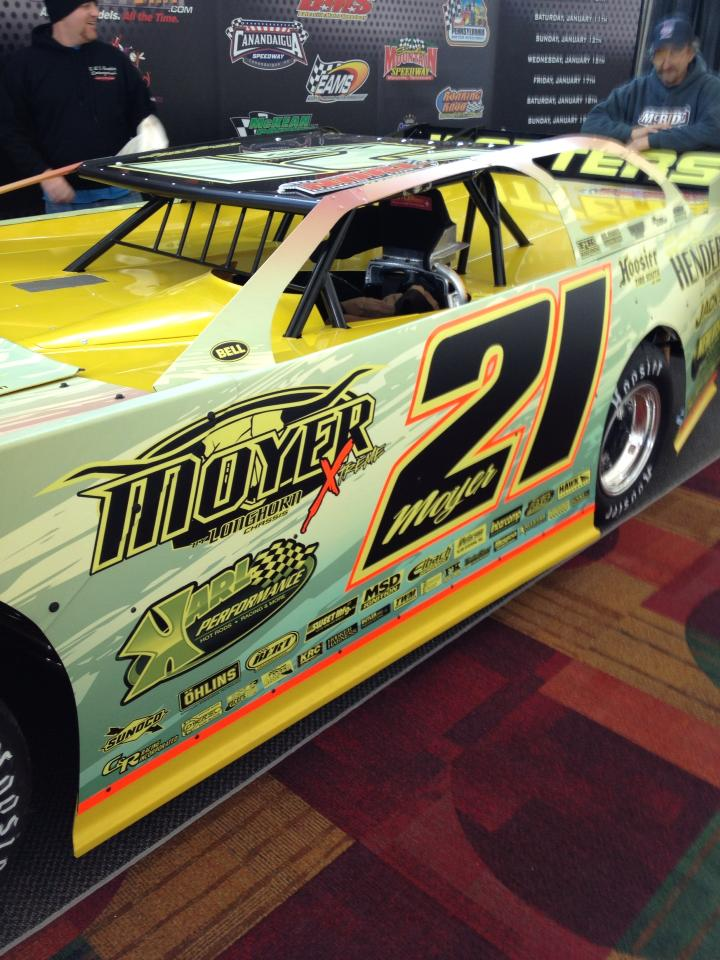 DIRT LATE MODEL: NDRL Winter Extreme Results - Racing News