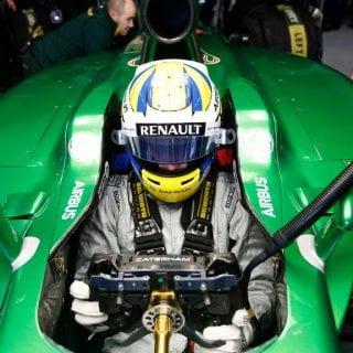 Caterham CT05 Marcus Ericsson ( F1 )
