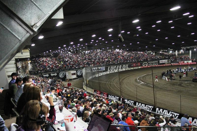 2014 Chili Bowl Results