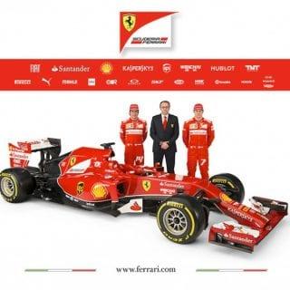Ferrari F14 T F1 Car ( Formula One )