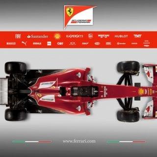 Ferrari F14 T Top F1 Car ( Formula One )