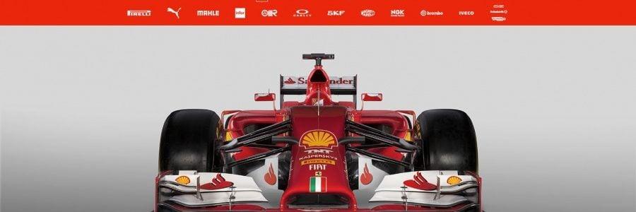 F1: Ferrari F14 T Car Launched