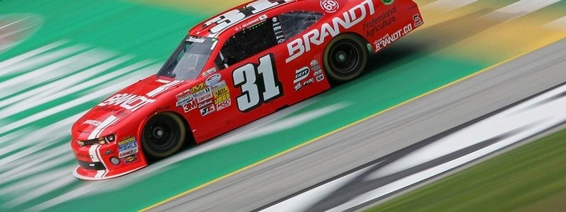 NASCAR CUP: Justin Allgaier Sprint Cup Driver Full Time In 2014