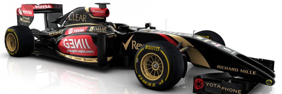 F1: Lotus E22 Released