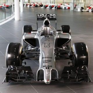 McLaren Mercedes MP4-29 Front
