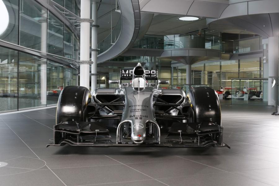 McLaren Mercedes MP4-29 Photos