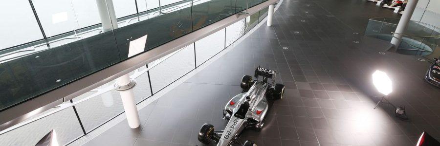 F1: McLaren Mercedes MP4-29