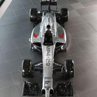McLaren Mercedes MP4-29 Top