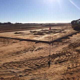 New Dirt Track In Oklahoma ( Longdale Speedway )