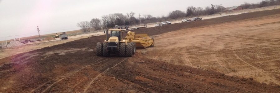 DIRT RACING: New Dirt Track In Development
