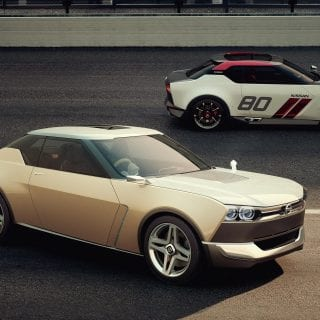 Nissan IDx ( Concept Car )