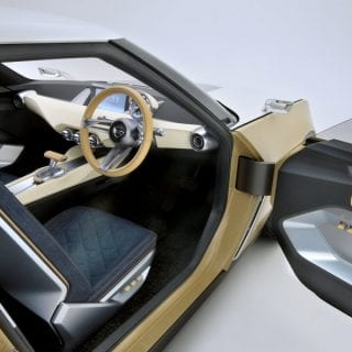 Nissan IDx Freeflow Interior ( Concept Cars )