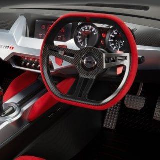 Nissan IDx Nismo Interior ( Concept Cars )