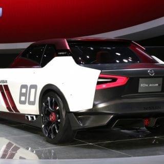 Nissan IDx Nismo Rear ( Concept Car )