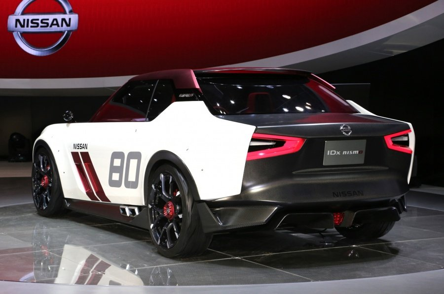Nissan IDx Nismo Rear ( Concept Car )