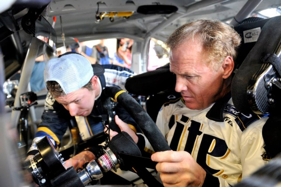 nascar cup rusty wallace tests daytona racing news. Black Bedroom Furniture Sets. Home Design Ideas