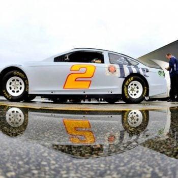 Rusty Wallace Tests Daytona ( NASCAR CUP SERIES )