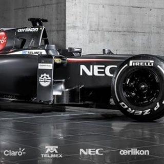 Sauber C33-Ferrari ( F1 Car )