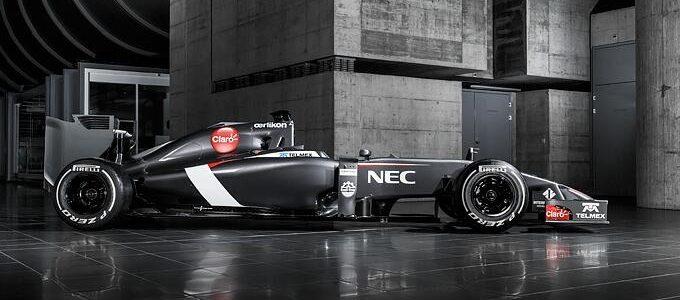 F1: Sauber C33-Ferrari Launched