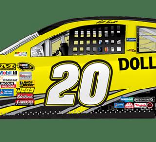20-Matt-Kenseth-Daytona-Sprint-Unlimited-Paint-Scheme